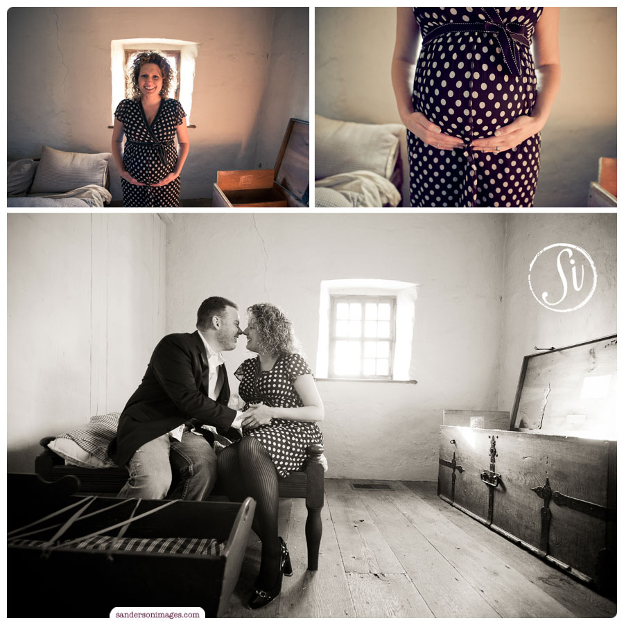 Maternity Photos By Sanderson Images