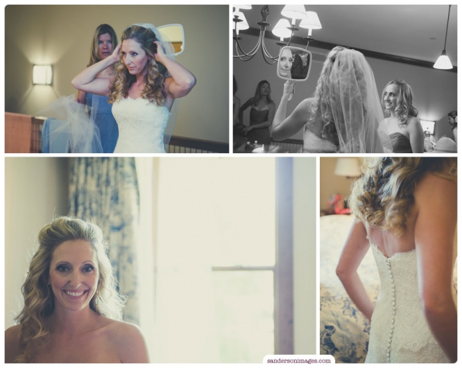 Aspen Wedding Preparation Photos