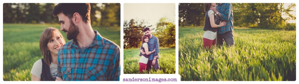 Engagement Portraits in Lancaster, PA