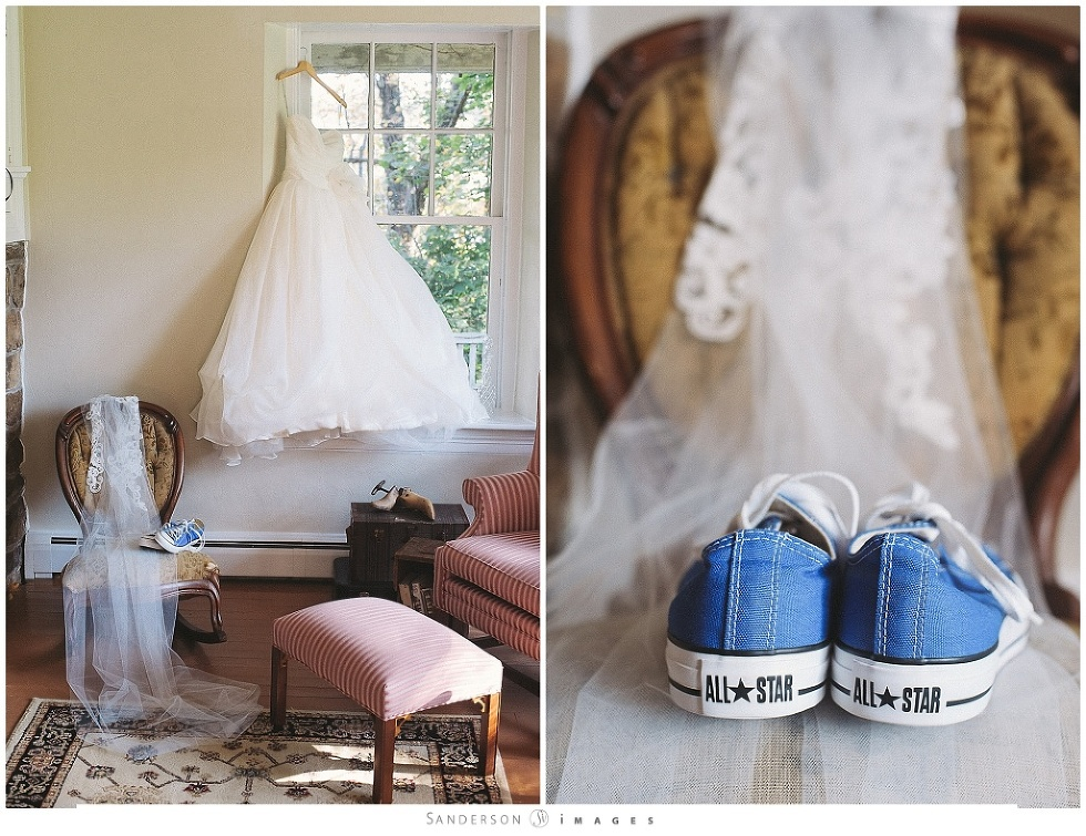 Chucks, Converse all star bride shoes, Sanderson Images, Lancaster, PA
