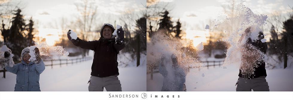 2016 snowstorm Jonas snowball art