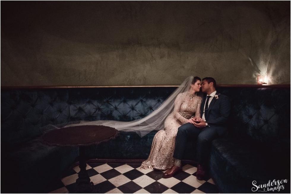 Gramercy Park Hotel Wedding, Sanderson Images