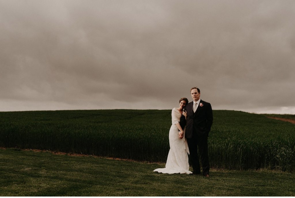 Lauren + Gregory, Harvest View Barn Wedding, Hershey, PA • Sanderson ...