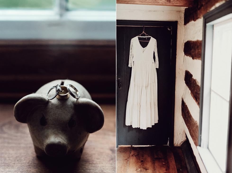 Lancaster Pennsylvania Barn wedding sanderson images